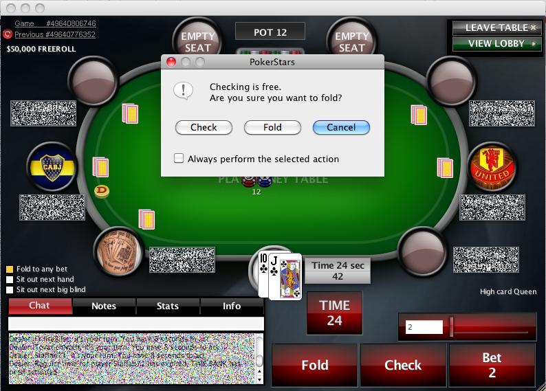 Texas holdem poker java source code
